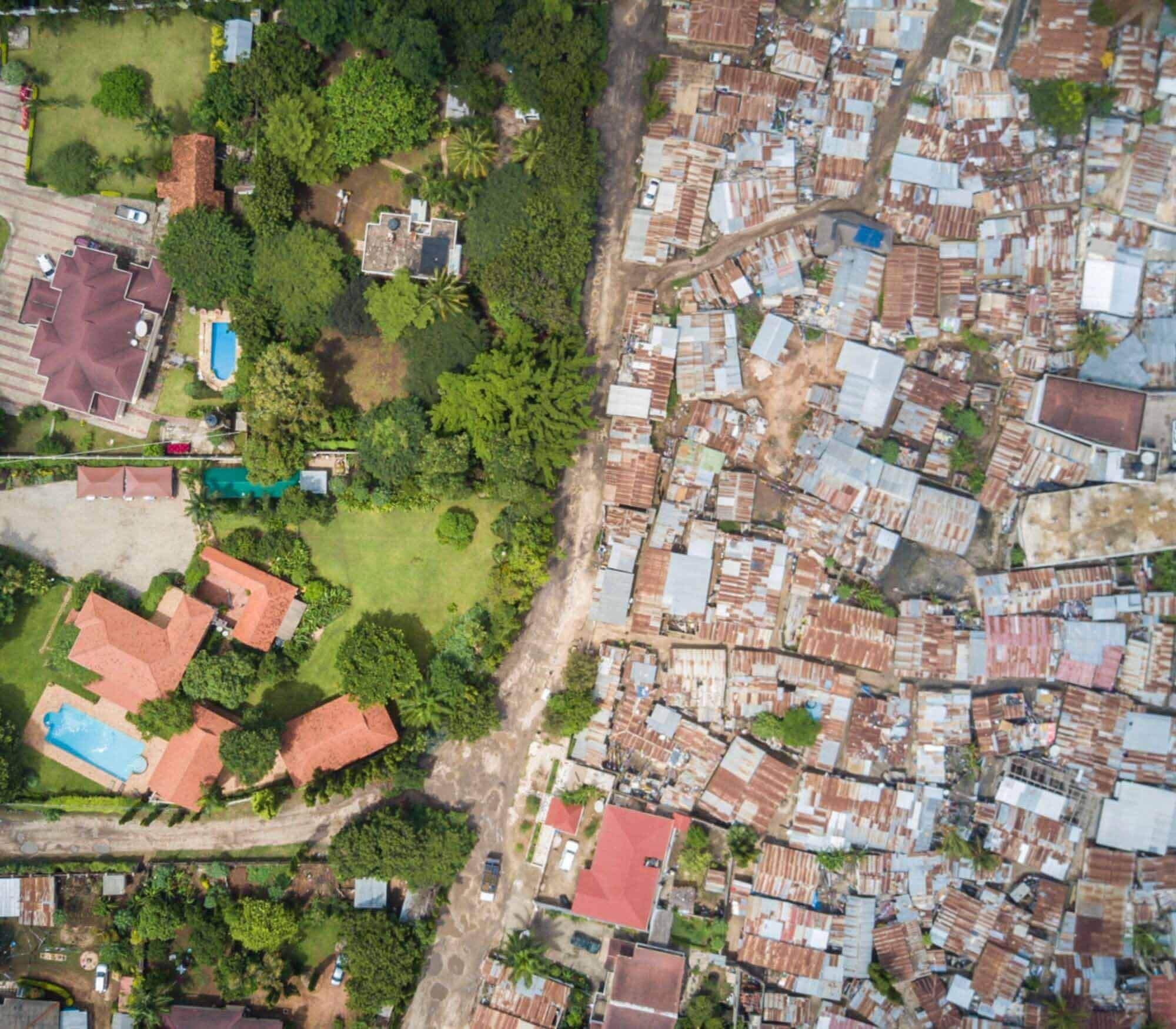 Городские пережитки колониального планирования в Африке: Дар-эс-Салам и Найроби