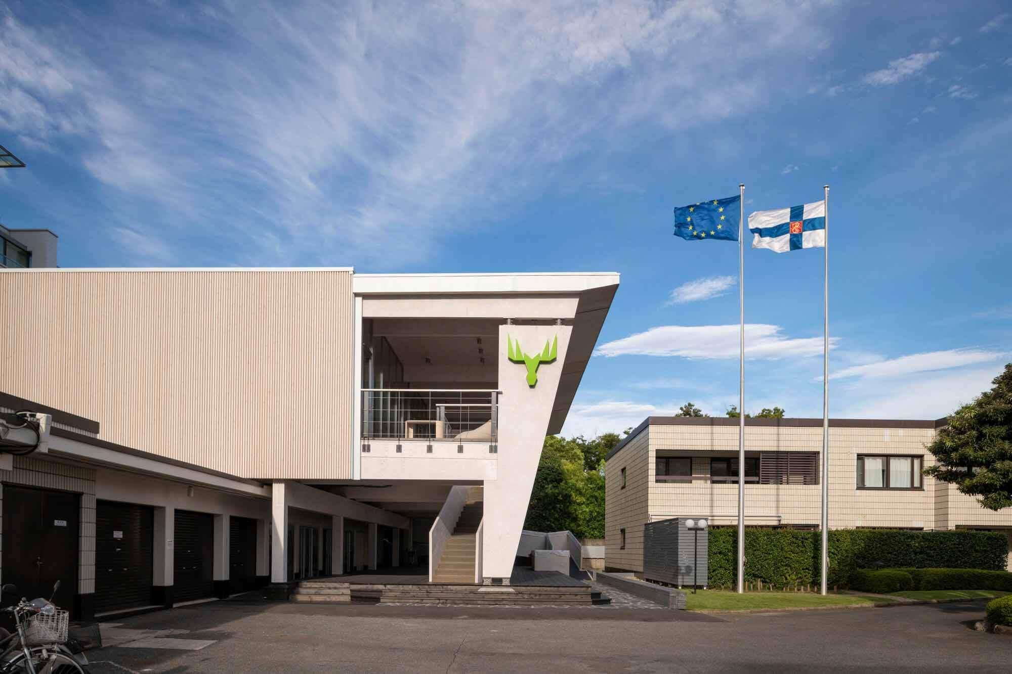 Павильон Мется / Helin & Co Architects