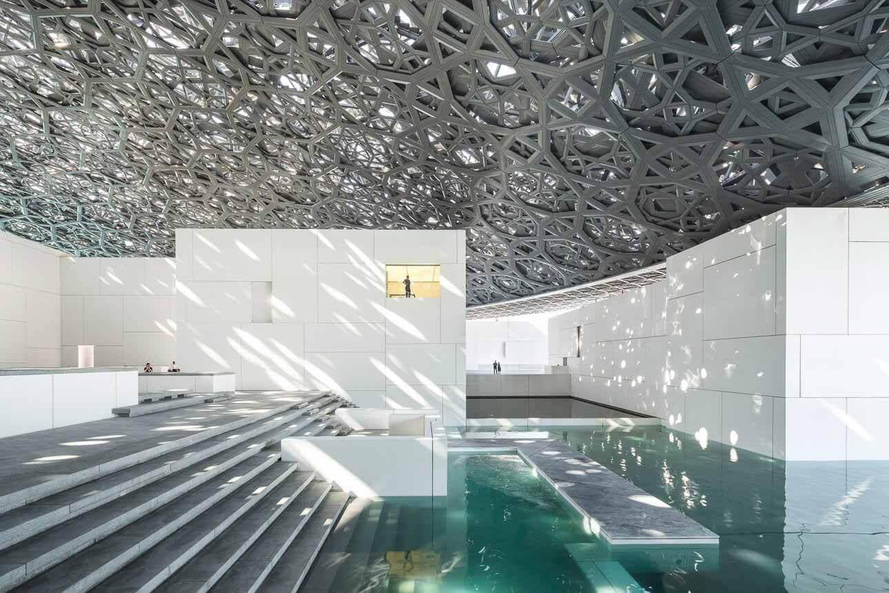 Новое строительство: современные архитектурные проекты Абу-Даби
