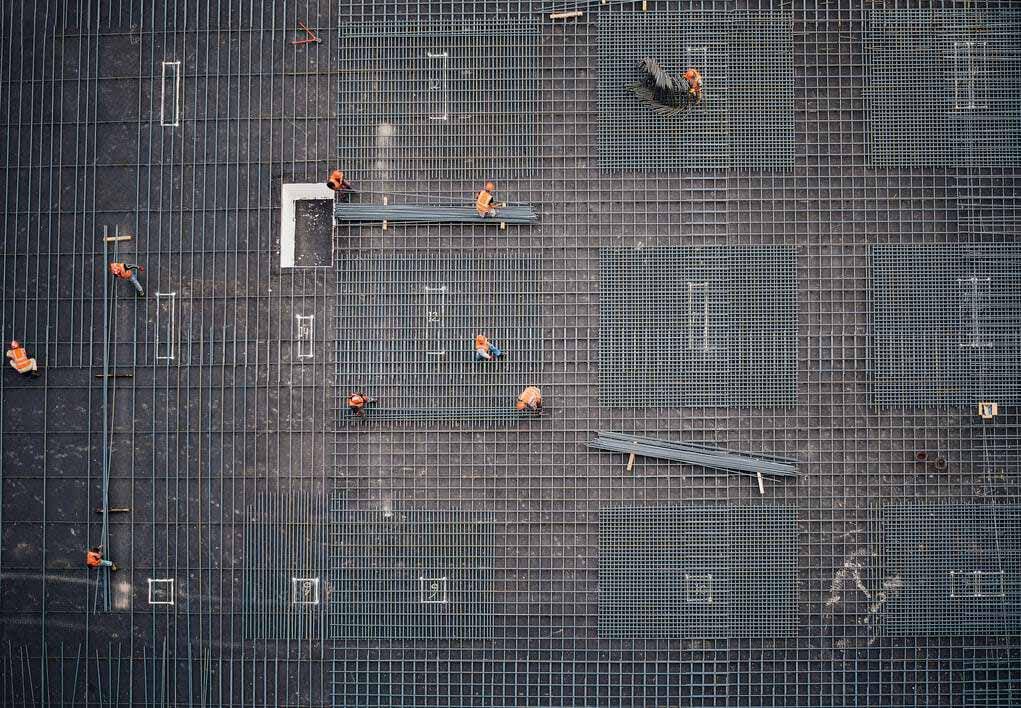Производственная цепочка архитектуры: причины выбора местных строительных материалов