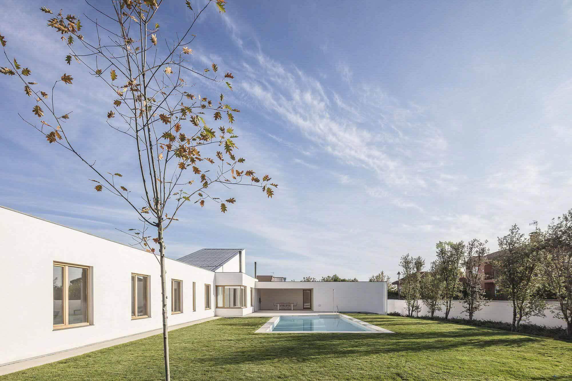 Дом в Cabanillas del Campo / Taller Abierto