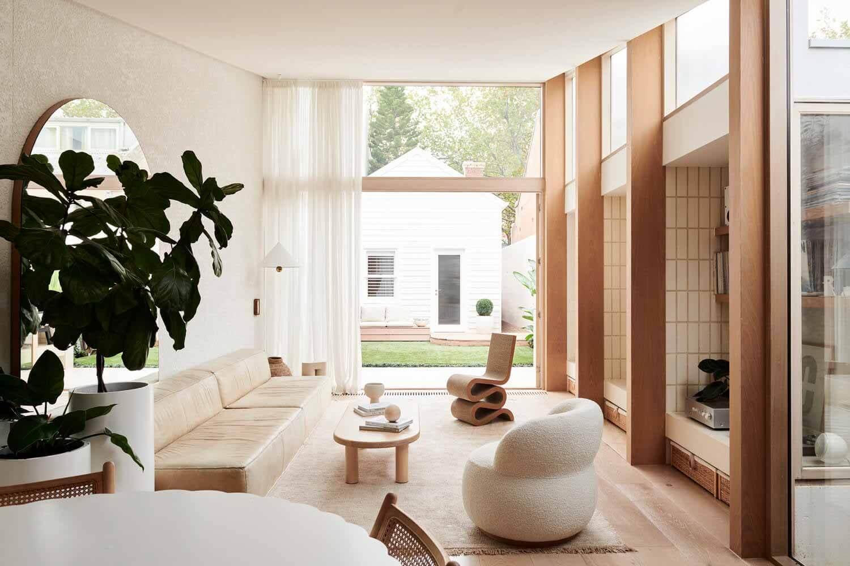 Жилые комнаты по-прежнему актуальны?  16 проектов, которые исследуют, как эти частные места для встреч адаптируются к современной архитектуре