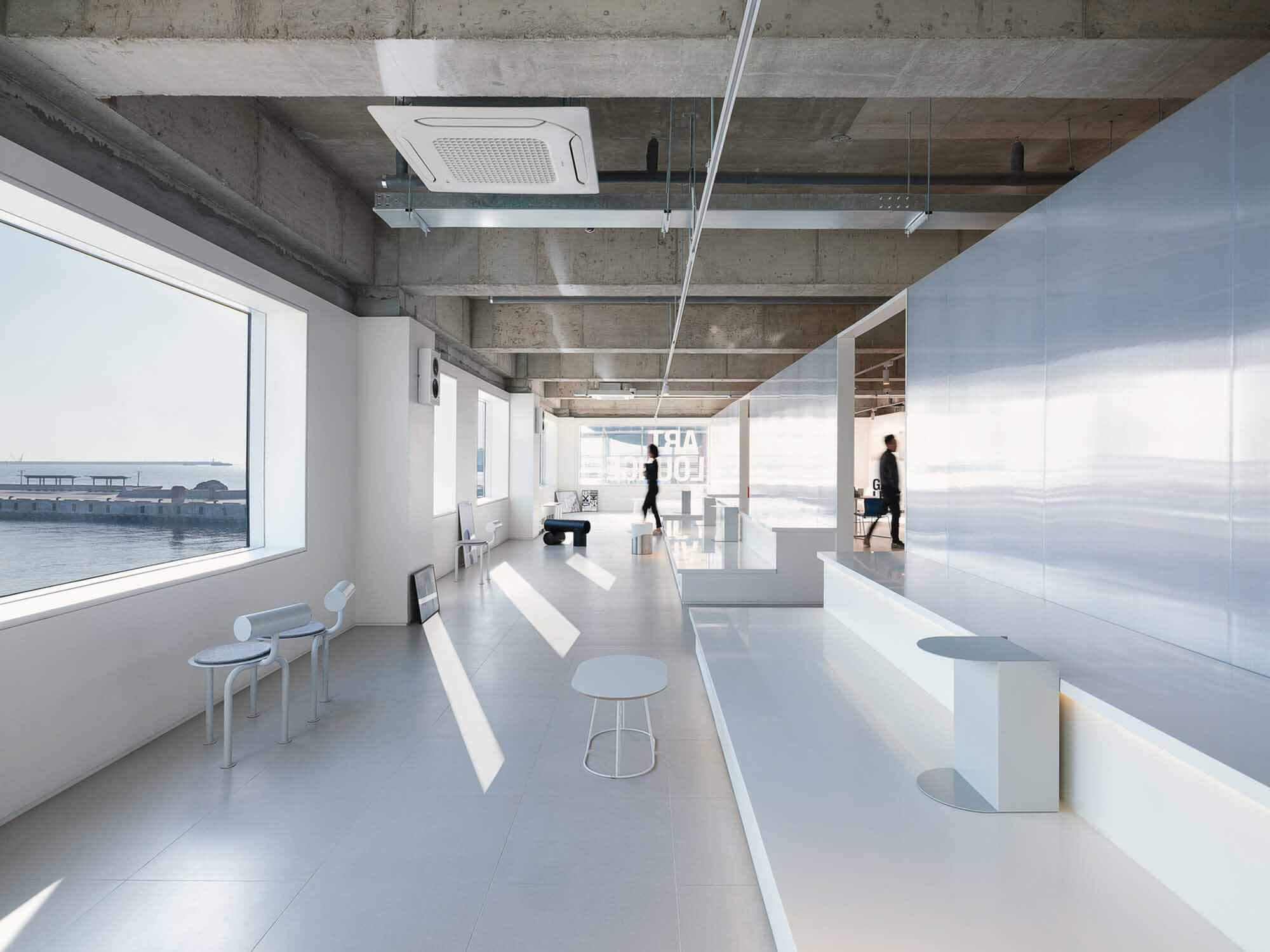 Галерея SCRAB / JeongChoi Works