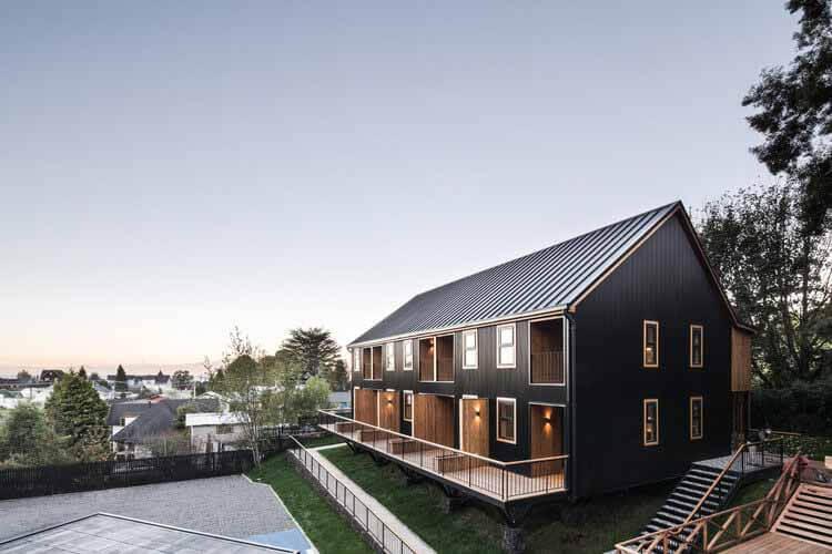 Бутик-отель Anoka Apart / AM Arquitectura, © Nicolas Saieh
