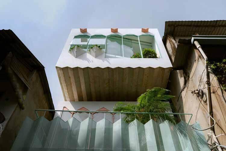 Nhà LỒNG HẺM Residence / AD + studio, © Dung Huynh