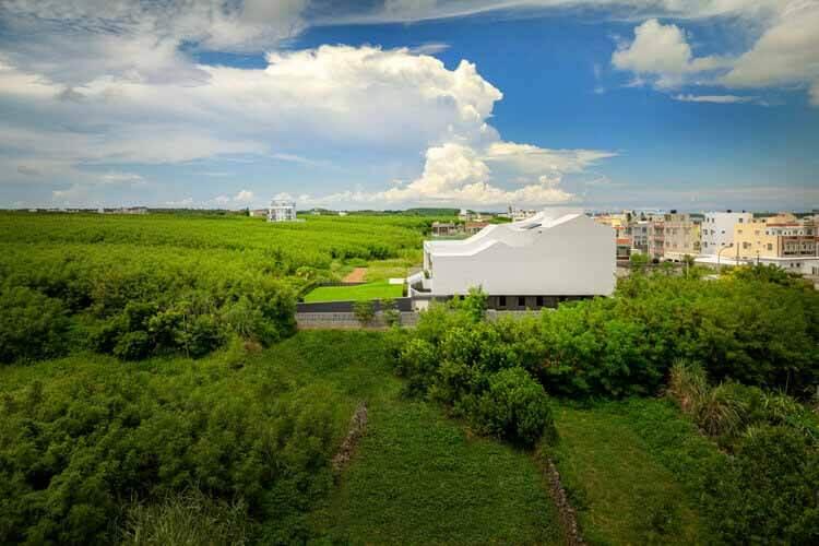 Penghu House / XRANGE Architects, © Куо-Мин Ли