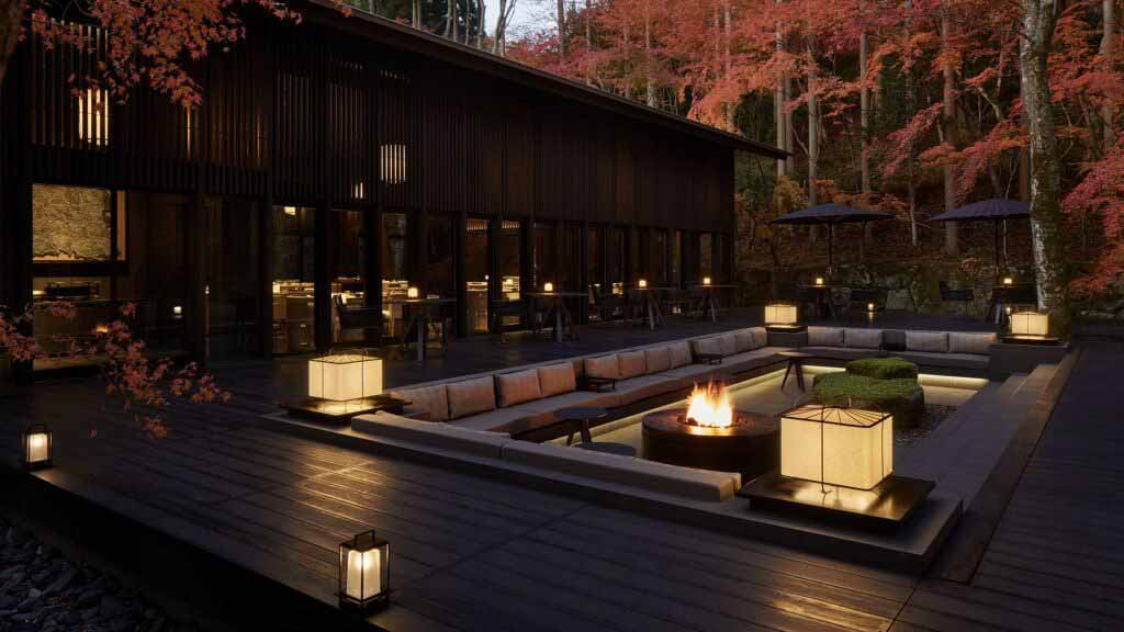 Аман Киото получил награду « Отель года » на выставке AHEAD Asia 2021