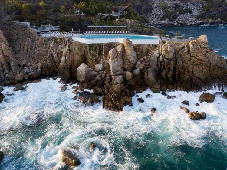 Архитектура Мексики: проекты, подчеркивающие побережье Герреро, Sea Club Punta Marques / 128 arquitectura y design urbano + kontrast.  Изображение © Алехандро Гутьеррес