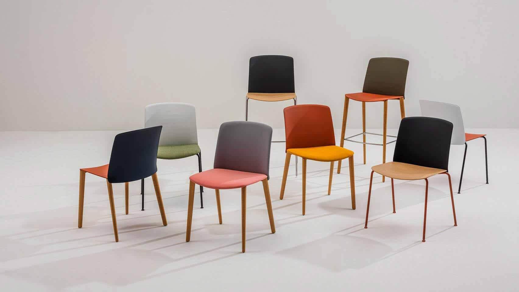 Arper представит новые и классические продукты на Salone del Mobile