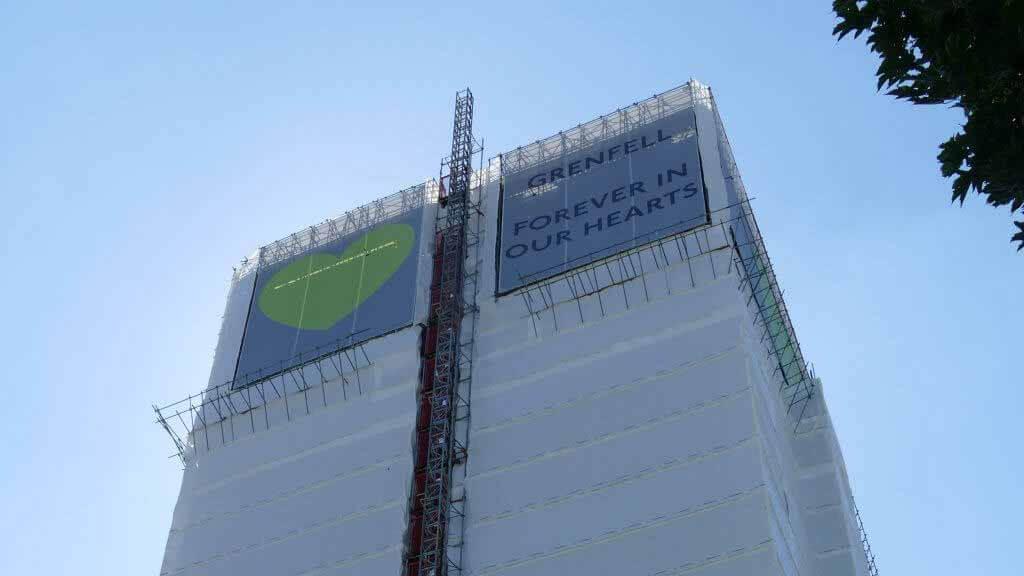 Башня Гренфелл будет снесена из-за угрозы безопасности