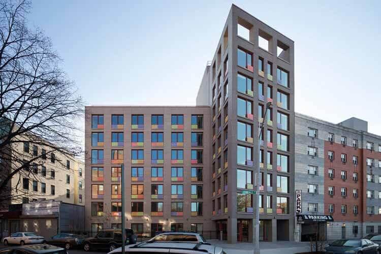 Благотворительный фонд Дженнингса / архитекторы Александра Горлина, © Эрик Петчек