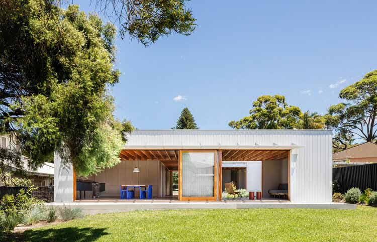 Bundeena House / Tribe Studio Architects, © Katherine Lu.