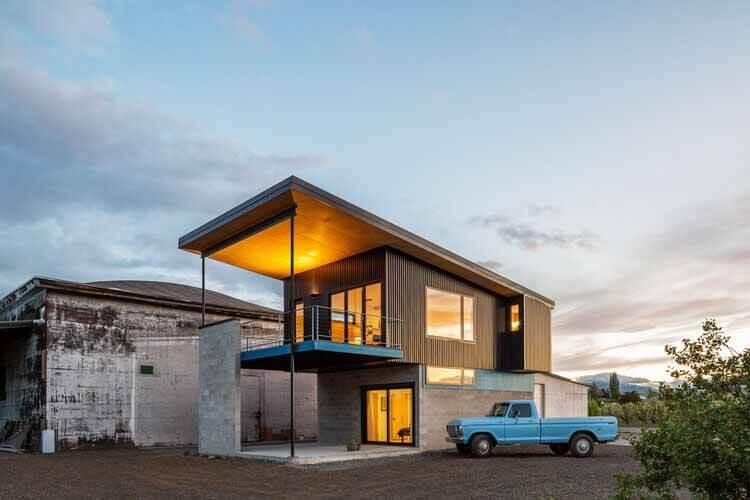 Cloud Ranch / Передовая архитектура, © Rafael Soldi