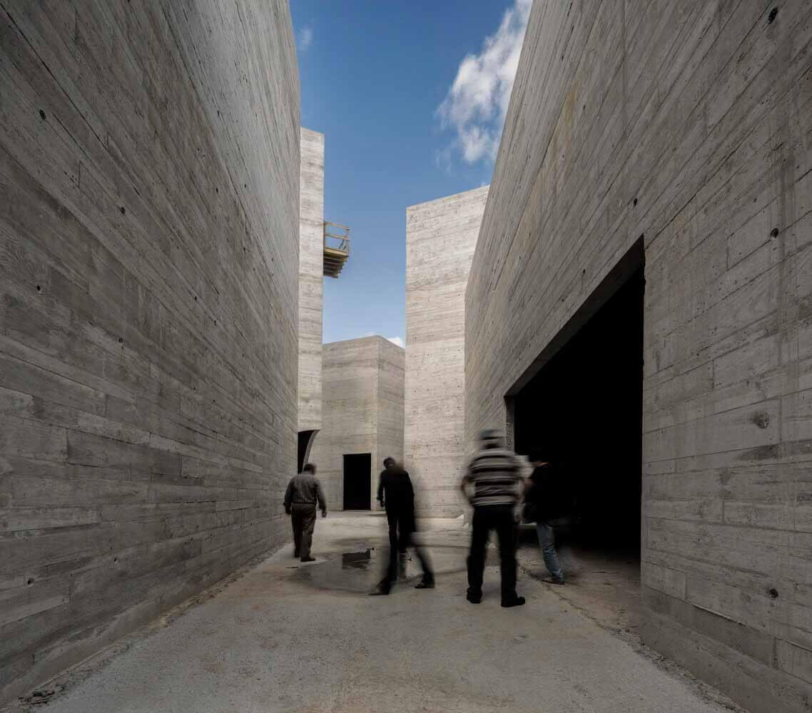 Цемент может быть (более) экологически безопасным материалом