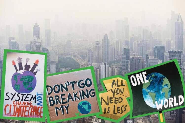Цена изменения климата: кто действительно защищен усилиями по смягчению последствий изменения климата? © Kaley Overstreet -