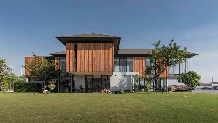 Дом Араяасани / dminusplusb, © Nattakit Jeerapatmaitree