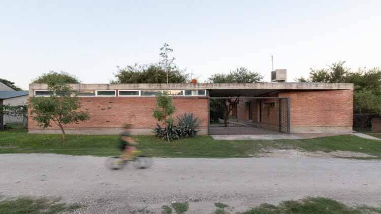 Дом - Мастерская / Barq's taller de arquitectura, © Gonzalo Viramonte
