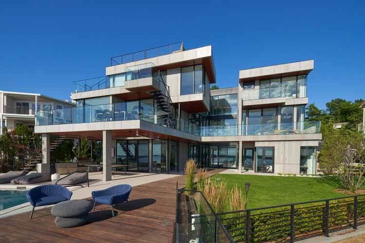 Дом на холме / Нарофская архитектура, © Phillip Ennis Productions