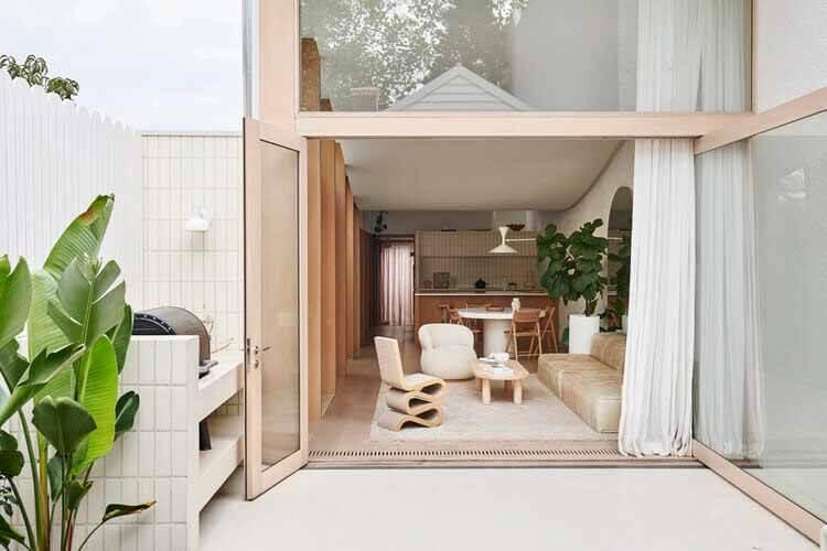 Дом на Каннинг-стрит / Foomann Architects, © Eve Wilson