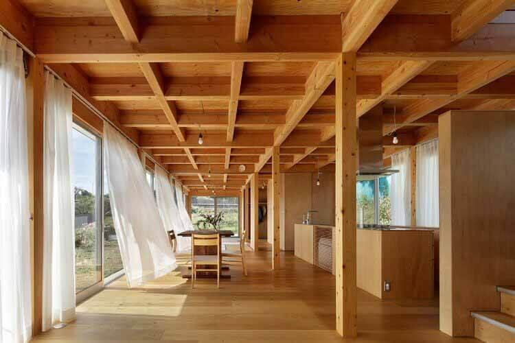 Дом О / САКУМАЭШИМА, © Сатоши Шигета