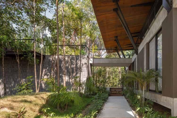 Дом Тарума / Laurent Troost Architectures, © Joana França