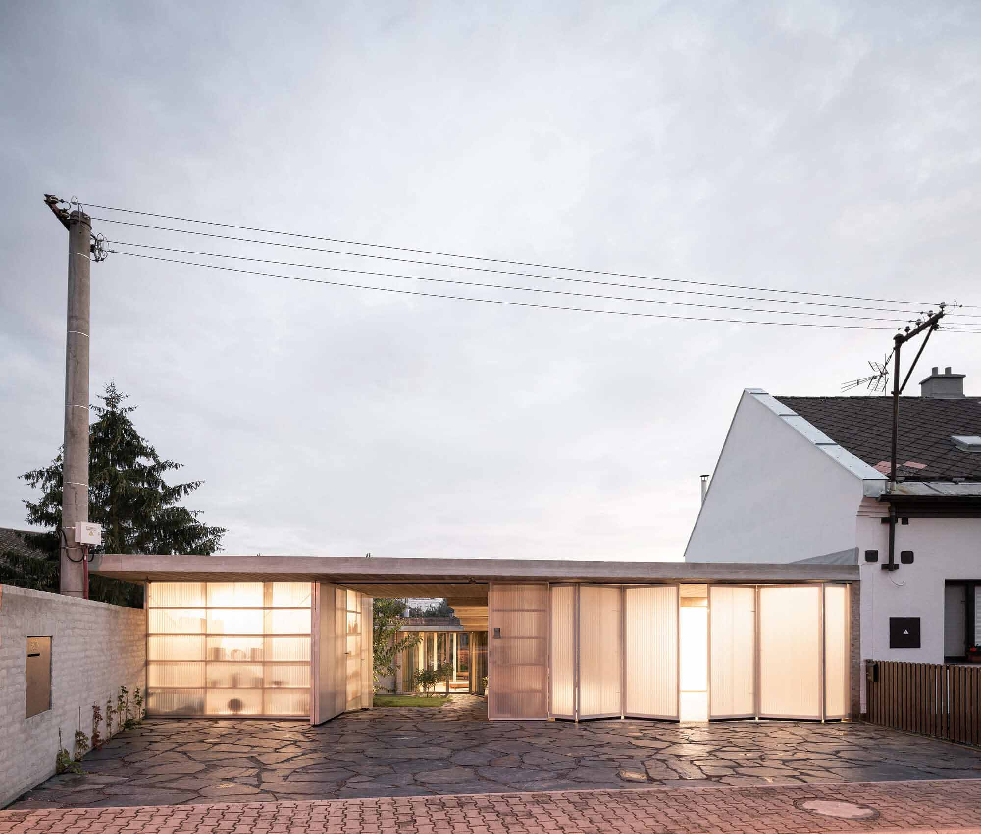 Дом в Ланшкроуне / Martin Neruda Architektura