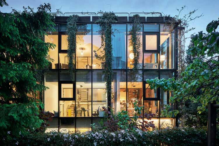 ENET House / Gole GmbH, © Дамиан Поффет