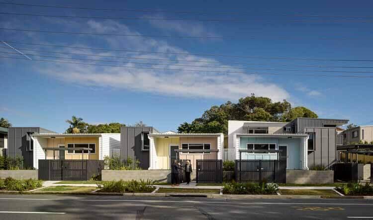 Anne Street Garden Villas / AOG Architects, © Кристофер Фредерик Джонс