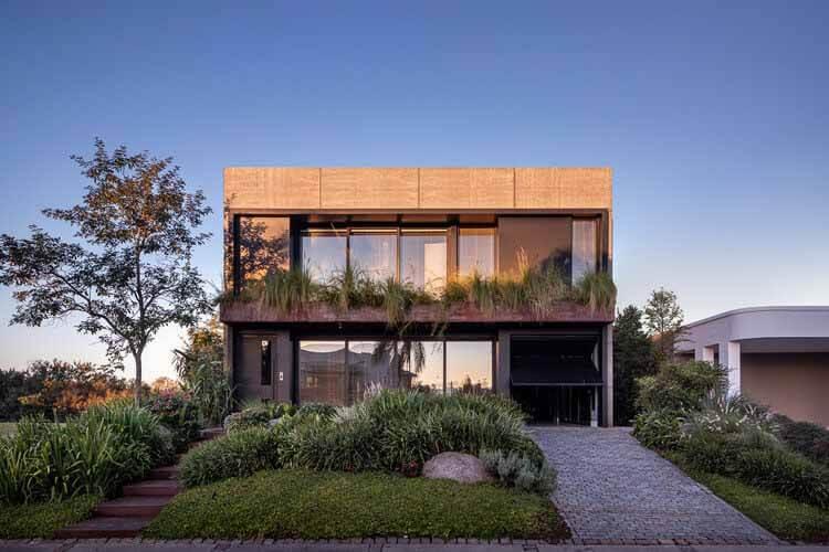 Дом F35 / Projetebem Arquitetura, © Габриэль Конрат