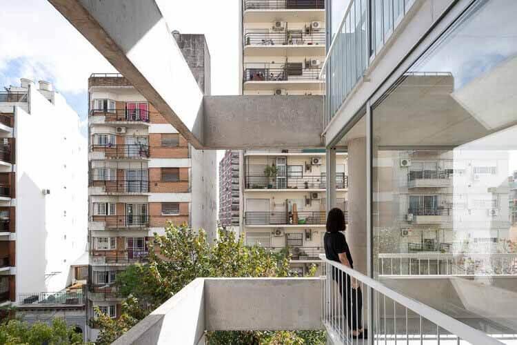 Франклин 684 Жилой дом / Tovo Sarmiento arquitectos, © Хавьер Агустин Рохас