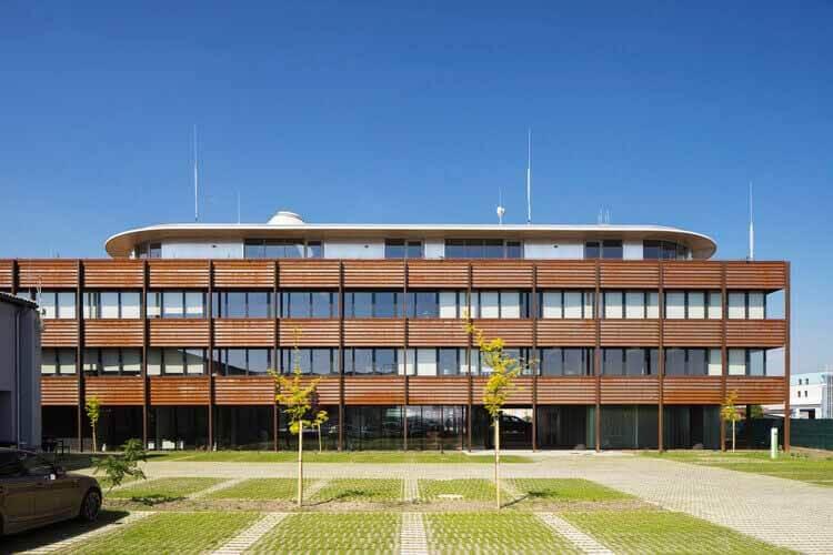 Штаб-квартира POHL / Rusina Frei Architekti, © Tomas Soucek