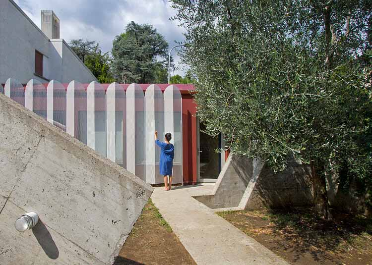 Городской коттедж / Francesca Perani Enterprise, © Francesca Perani