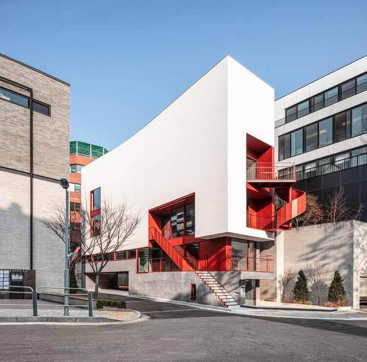 Hannam Place / One O One Architects, © Чан Ми