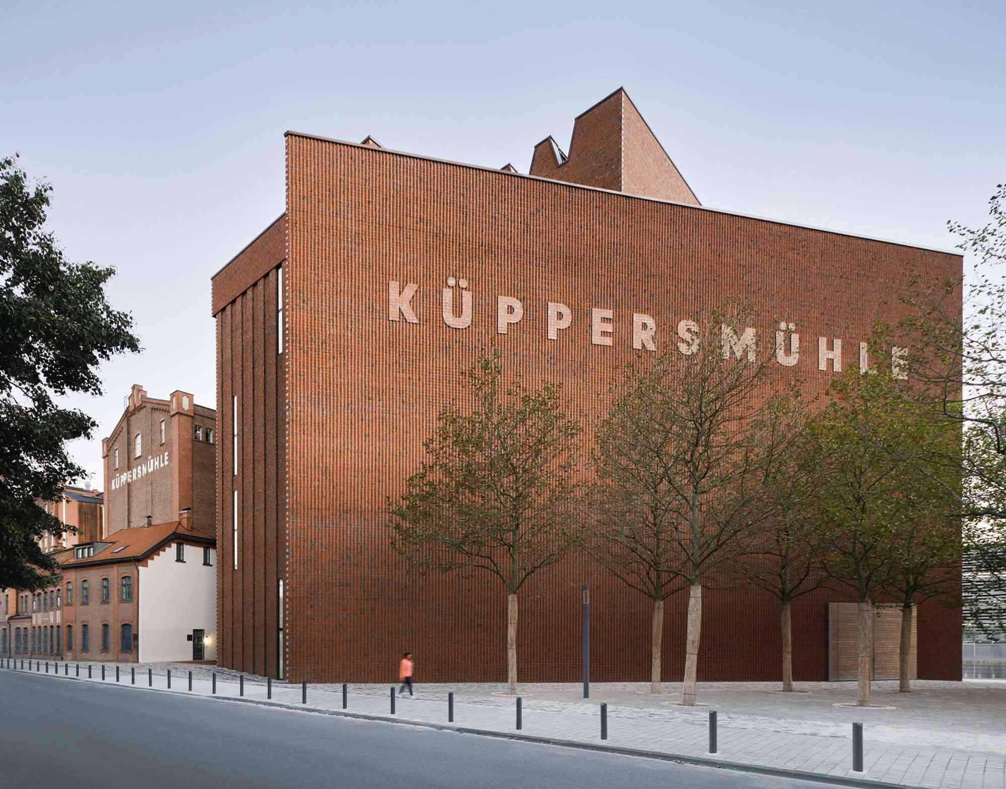 Herzog & de Meuron создает пристройку к MKM Museum Küppersmühle