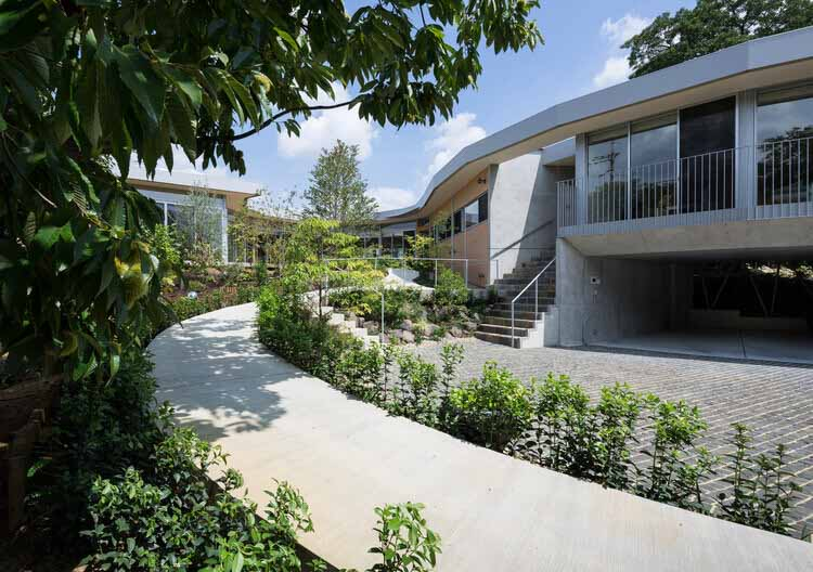 Infinity House / Osamu Morishita Architect & Associates, © Ёсихиро Асада