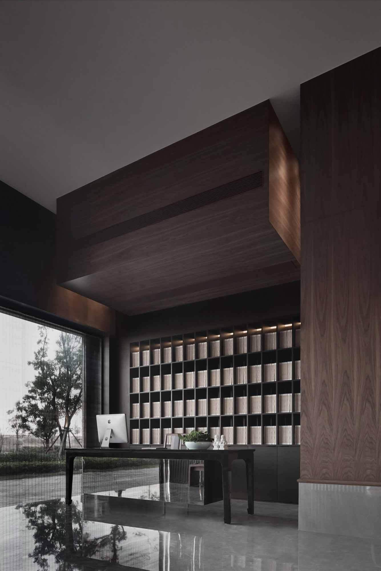JG Phoenix ссылается на архитектуру династии Тан в ресторане Shantou