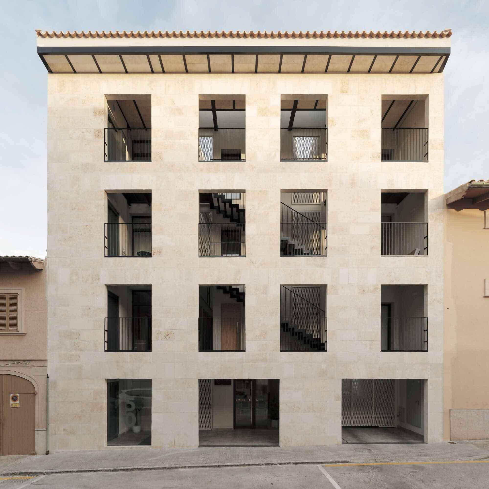 Joan Carles I 50 Жилой дом / NØRA studio