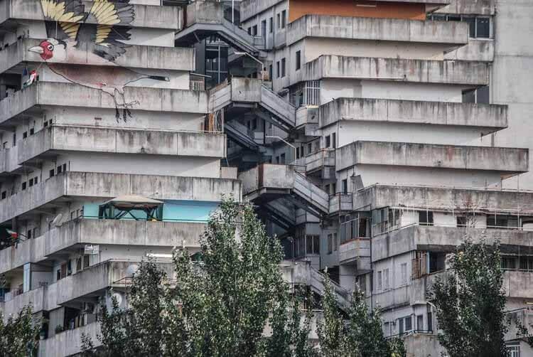 Кабрини-Грин и Веле ди Скампиа: Когда проекты государственного жилья не работают, Веле ди Скампиа.  Изображение © Mirko Bozzato с сайта Pixabay