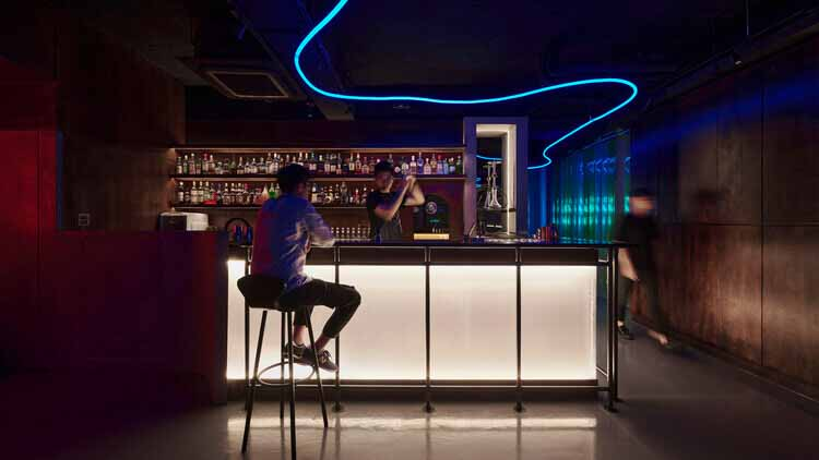 Kedi Tonight Shisha Bar / RepublicDesign, © ANDY's Photography