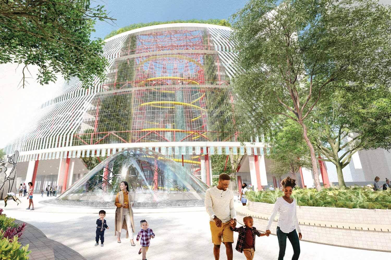 Конкурс дизайна центра Томпсона объявляет победителей