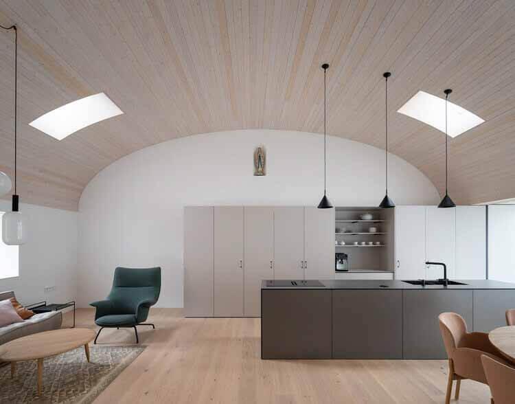 Дом Козина / Ателье 111 Architekti, © Alex Shoots Buildings
