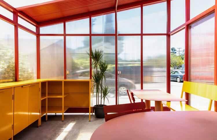 Красный сарай / Проекты социальных исследований, © Leela Cyd