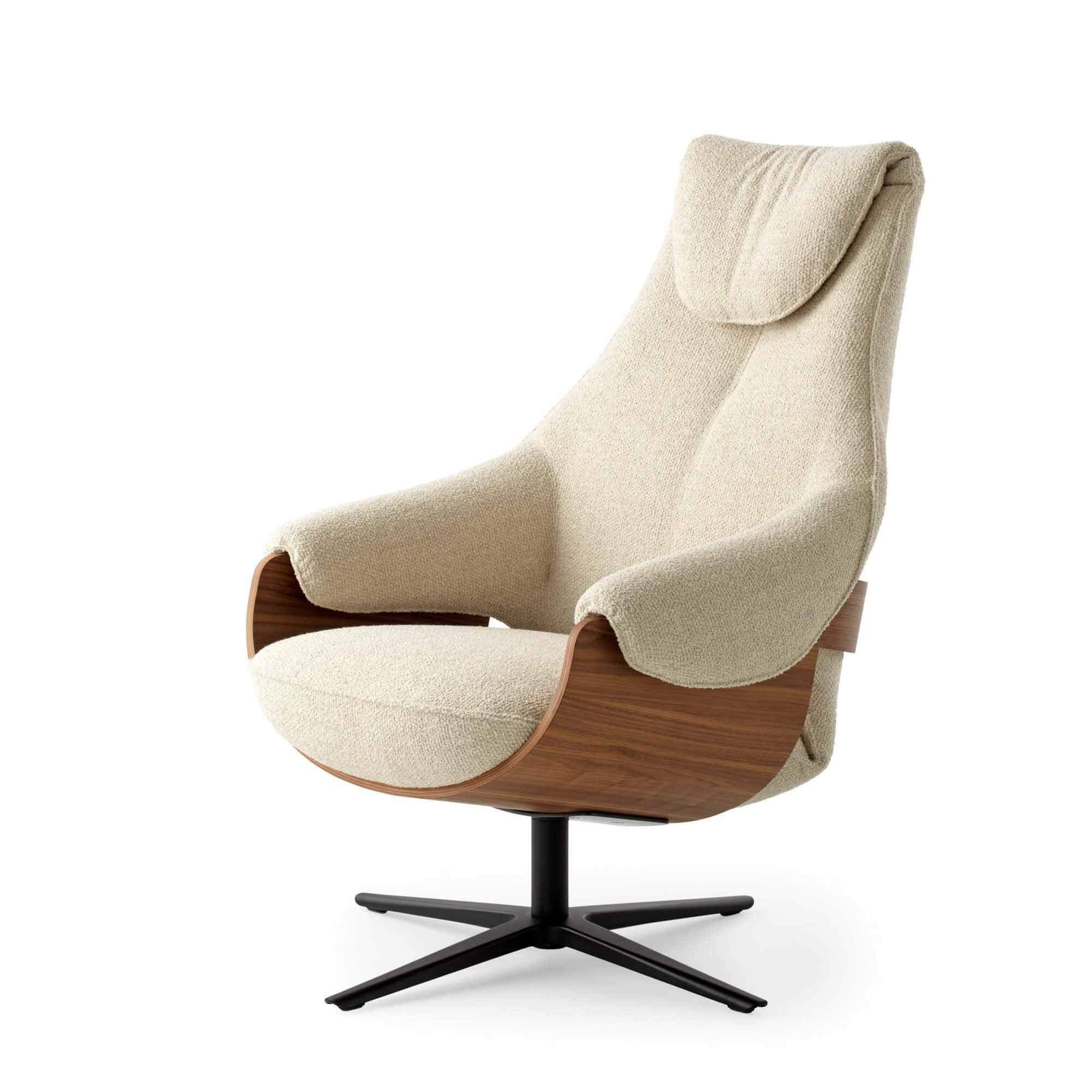 Кресло LXR10 от Studio Truly Truly для Leolux LX