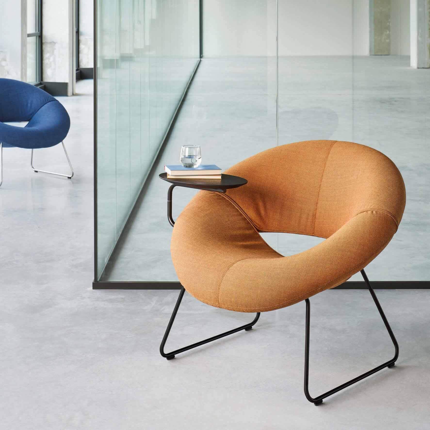 Кресло LXR18 для Мартина Баллендата от Leolux LX