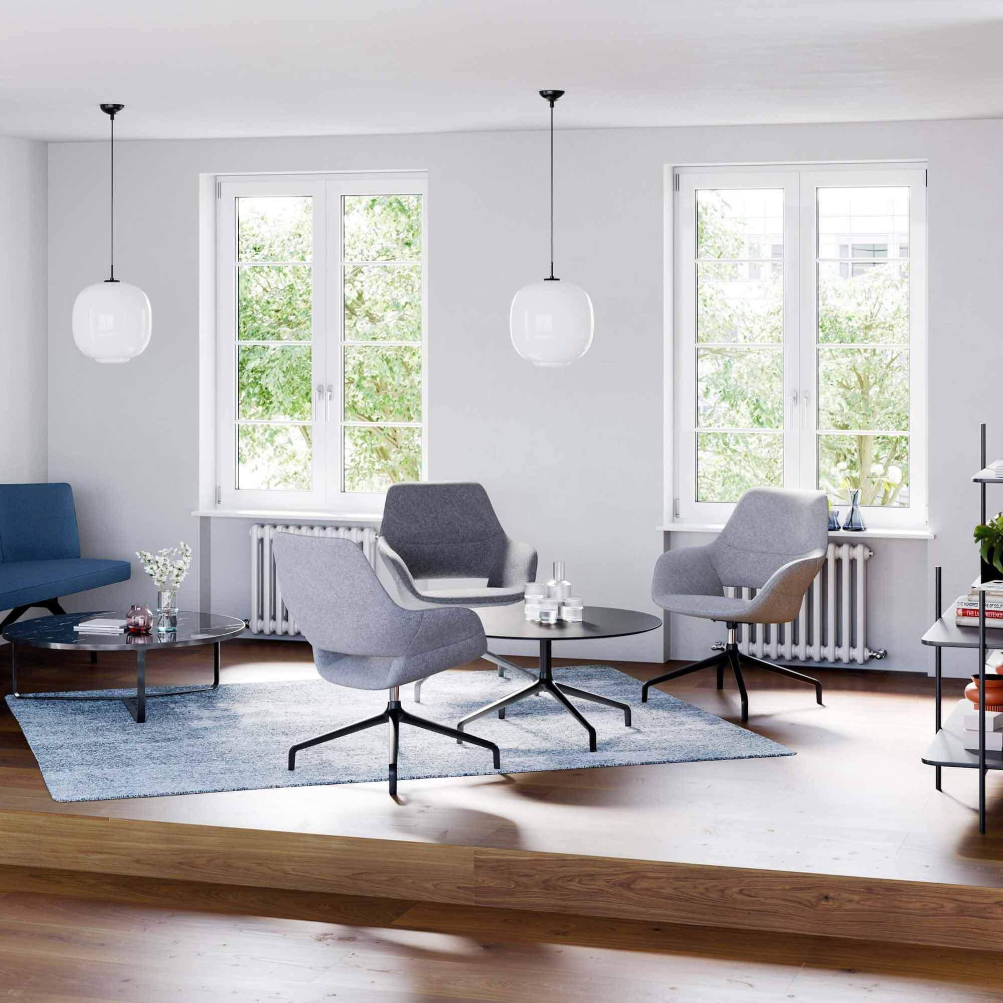 Кресло Occo, разработанное Jehs + Laub для Wilkhahn