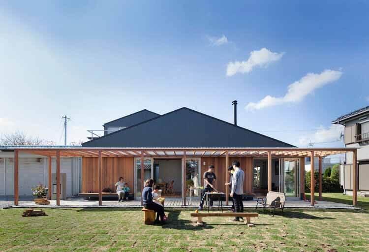 Дом для выращивания / IN STUDIO, © Makoto Yoshida