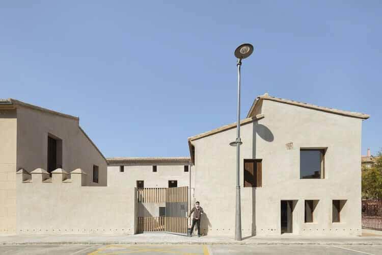 L 'Alquería del Pi / Hidalgo Mora Arquitectura, © Милена Вильяльба