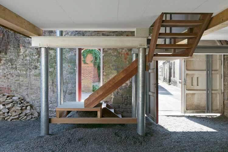 La Cabane / Atelier d'Architecture Meunier-Westrade, © Laurent Brandajs