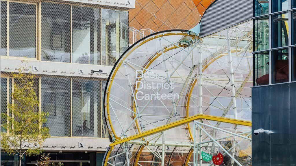 Лондонский дизайнерский квартал официально открыт для публики