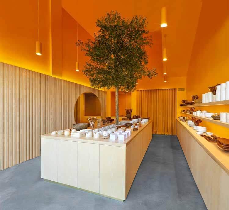 Магазин вкусностей в Санта-Монике / Sheft Farrace, © Mittongtare Studio